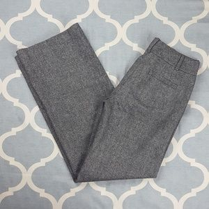 Ann Taylor Dress pants career gray Sz 4